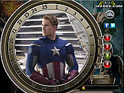 The Avengers - Find the Numbers game