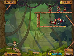 Jungle Mafia game