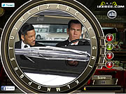 Men in Black 3 - Find the Alphabets game