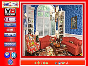 Living Room Hidden Objects game
