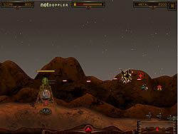 Last Mars Tower game