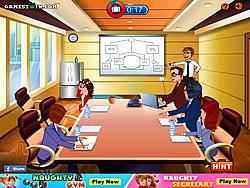 Naughty Secretary game