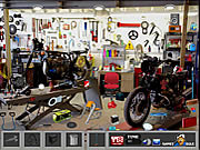 Bike Workshop game