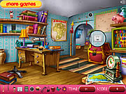 My Sweet Room Hidden Objects game