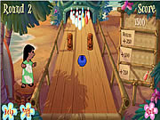 Stitch Tiki Bowl game