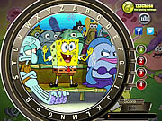 Spongebob Squarepants Hidden Alphabets game