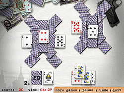 Russian Cards Solitaire game