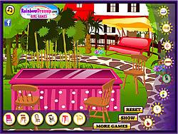 Garden Party game