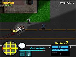 Zombie City game