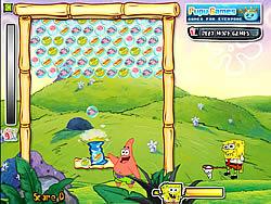 Spongebob Sweet Bubble game