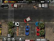 Random Parking game