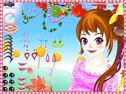 मुफ्त खेल खेलें Girl Dressup 4