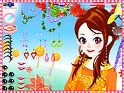 Play Girl dressup 4 Game