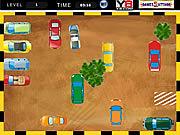 Modern Police Car Parking game