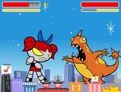 Chơi trò chơi miễn phí Godzilla fight