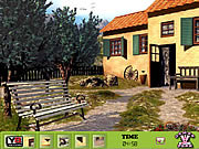 Hidden Spots-Farm House game