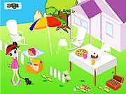 Garden Decor game
