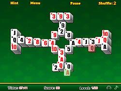 Pyramid Mahjong Solitaire game