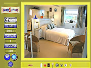 Beach Room Hidden Object game