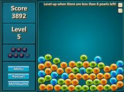 Pearl Breaking-Gravity game
