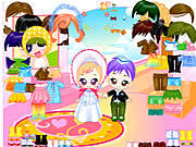 Leo and Lea Dressup game