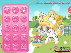 Baby Pony game