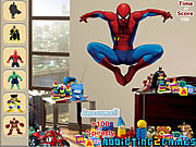 Superheroes Hidden Objects game