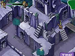 मुफ्त खेल खेलें Scooby Doo - Terror in Tikal