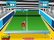Play free game Toon Table Tennis
