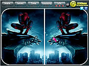 The Amazing Spiderman - Spot the Difference game