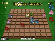 Bloomin gardens juego