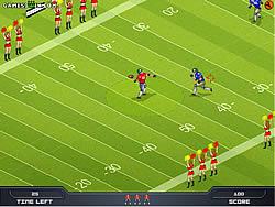 Quarterback Carnage game