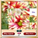 Play Flower slider puzzle Game