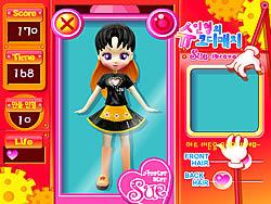 Gioca gratuitamente a Sue Doll Maker