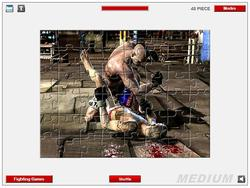 MMA Fighter game