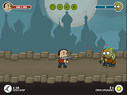 jeu Nerd vs Zombies Just Survive