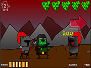 Shotgun Orc game