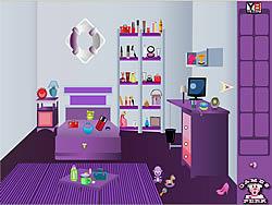 Nail Polish Room Escape game