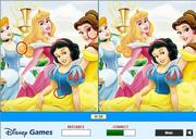 Play Disney cars - find the differences Game
