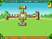 Zoo Mahjongg game