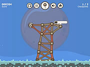 Jelly Tower Planets game