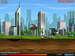 jeu Effing Worms 2