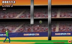 Ben 10 Baseball Challenge game