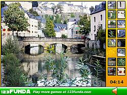 Spielen Sie das Gratis-Spiel  Hidden Spots Bridge
