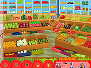 Vegetable Shop game