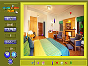 Pleasant Deluxe Room - Hidden Objects game