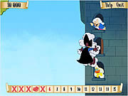 Play Scarlet pumpernickel in tower rescue Game