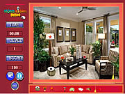 Family Room Hidden Objects game