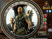 GI Joe Retaliation - Find the Numbers game