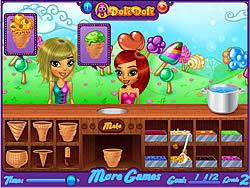 Doli Ice Cream Frenzy game